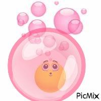 Metido en mi burbuja