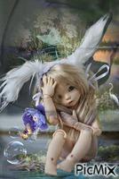 A boneca articulada