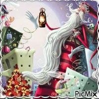 Steampunk Noël