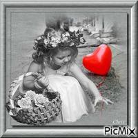 Je veux mon cœur...