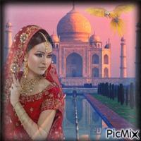 Taj Mahal couleur rose !!!