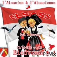 l'Alsacien et l'Alsacienne