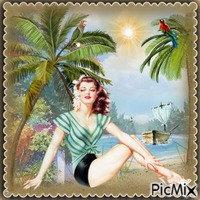 Pin up - Contest