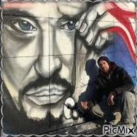 Graffiti murs