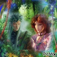 Prince et Princesse Vega.
