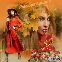 Concours : Précieux automne