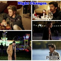 Night Changes.