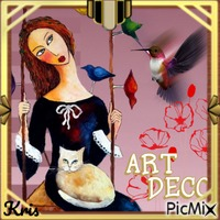 Art-deco/vintage ❤️🌼