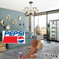 Pepsi baby