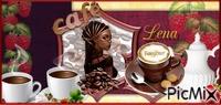 Bannière cafe Léna