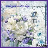 wish you a nice day
