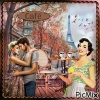 Kaffee von Paris