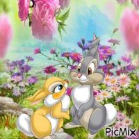 Thumper x Blossom