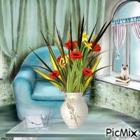 Bouquet de fleur des champs