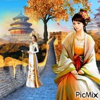douceur de muraille de chine