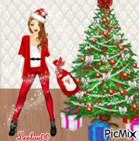 Tenue Noël