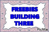 FREEBIES THREE