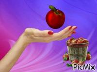 hum les pommes