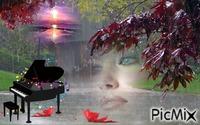 листопад любви