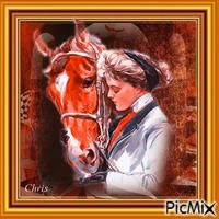 l amour pour les chevaux