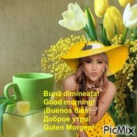 Bună dimineaţa!@@1