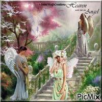 Heaven Sent Me An Angel
