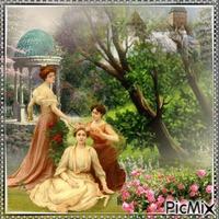 Sommer im Schlossgarten