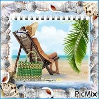 Carte de vacances