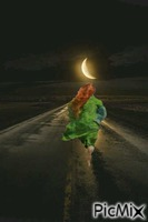 demander à la lune