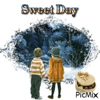 Sweet Day With Friends