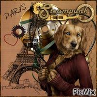 Steampunk Paris