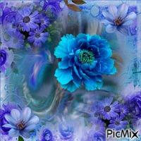composition fleurie