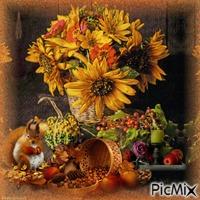 Stillleben Herbst
