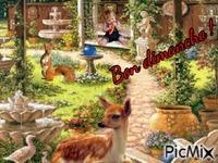 Le jardin !