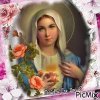 Contest   La Vierge Marie