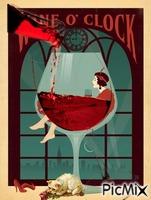 Vino y más vino