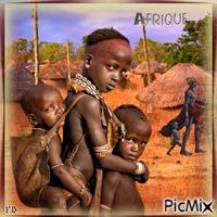 Die Kinder von Afrika