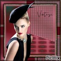 Femme fatale - Vintage