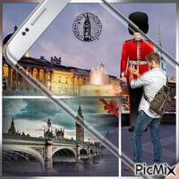 une visite a Londres