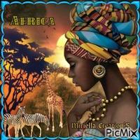 Woman Contest!  Africa Potrait de  femme