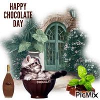 Happy Chocolate Day....Nov.11 An Jan.14