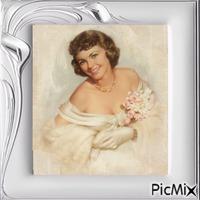 Old Vintage Portrait