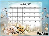 Juillet 2020 par moi