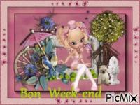 Bon week-end ...