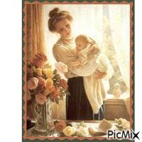 mother affectionate fig