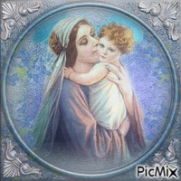 Mutter Gottes - Mother of God