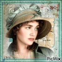 Portrait ancien