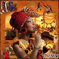 Voyage en Afrique ...