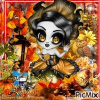 autumn merriment ¯¯¯¯¯¯⋱⋱(🍁)⋰⋰