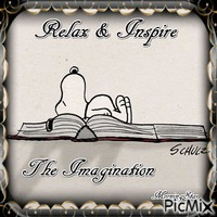 Relax & Inspire The Imagination